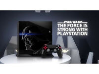 Limited Edition Star Wars PS4