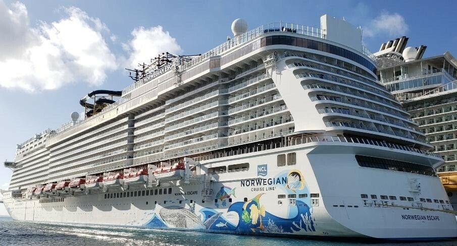 NCL Norwegian Cruise Line Cruise Next 250 Gift Certificate - Expires Nov 2023 - $180.00