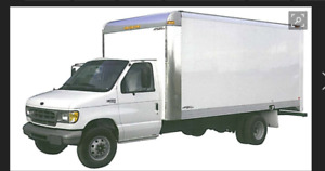 WANTED, WANTED, WANTED Used Cube Van To Purchase