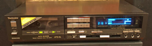 Technics RS-930R Auto Reverse Hi-Fi Stereo Cassette Dobly B/C Made in Japan!
