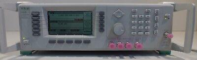Anritsuwiltron 68369b Signal Generator 10 Mhz To 40 Ghz - 0.1 Hz Steps