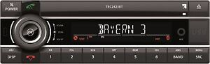 Kienzle CR 1223BT - Autoradio mit CD/USB/Aux/Bluetooth und FSE