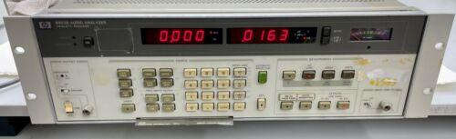 HP Hewlett Packard Agilent 8903B Audio Analyzer OPT 001