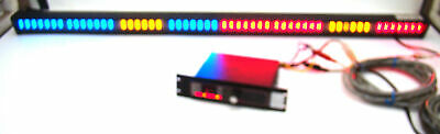 Sho Me Signal Stick 11.1041chcvs 41 Inches Amberredblue Traffic Advisor