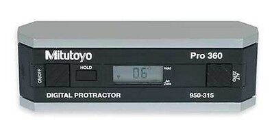 Nib Mitutoyo 950-315 P360 Digital Protractor No Output