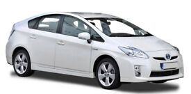 PCO Cars Hire/Rent Toyota Prius Hybird Uber Ready, from £100/week