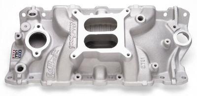 Edelbrock Performer Intake Manifold - EdelBrock 2701 SBC Performer EPS Aluminum Intake Small Block Chevy 305 327 350