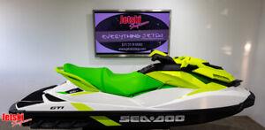 Jetski Sea-Doo GTI 2019 only 24 hours Jet Ski & Trailer Ashmore Gold Coast City Preview
