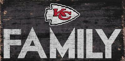 Kansas City Chiefs Wood (Kansas City Chiefs Family 12