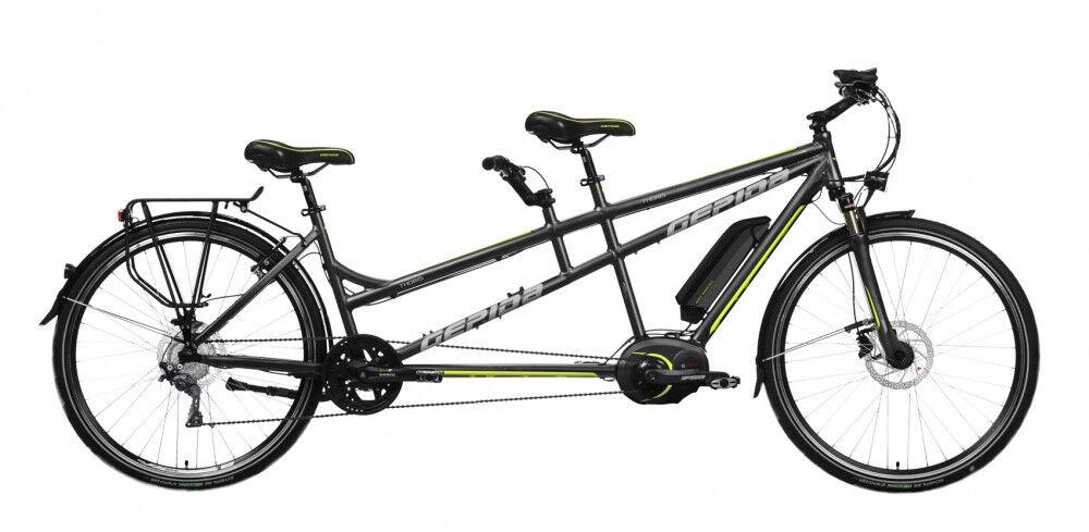 Bosch Performance Mid Drive eBike Electric TANDEM Bike Bicycle Thoris (New - 15000 USD)