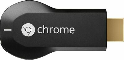 Google Chromecast - 1st Generation H2G2-42 - Media Streaming Device