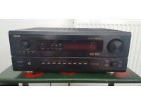 Denon AVR 2802 Discrete 6.1 A/V Amplifier Receiver Dolby Digital Pro Logic II & DTS ES made in Japan