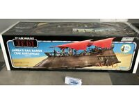 STAR WARS JABBA'S SAIL BARGE (The Khetanna) HASLAB in hand in the UK, used for sale  Uxbridge, London