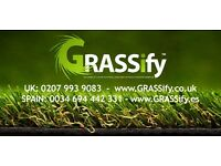 Office Manager @ GRASSify Artificial Grass, Great Career Potential, Quick Start £20k if with Exp.