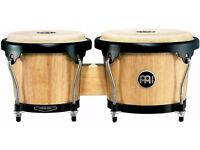 Meinl 6 3/4-inch and 8-inch Bongo - Natural