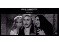 2 X Tickets to see Mel Brooks Q&A after a screening of Young Frankenstein in Leicester Square! 5pm