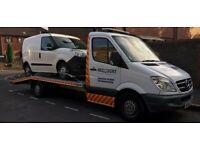 24/7 VEHICLE RECOVERY DRIVER