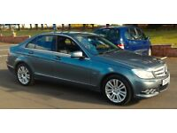 Mercedes Benz C220 Cdi Elegance Edition 125 Blue-Efficiency - Steel Grey - MOT June 2019 - 170 Bhp
