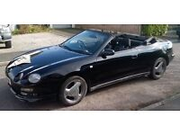 Toyota Celica 2.0 GT 2dr 5 seats Convertible Auto 1996 (N)