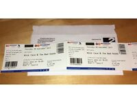 Nick Cave concert tickets for Nottingham 28th Sep 2017