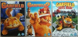 Garfield [3 x DVD Collection]