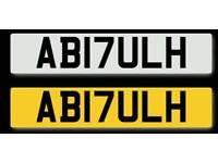 Number plate abdullah not BMW, Mercedes, audi Ferrari