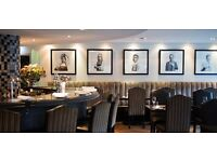 Experienced Restaurant Waiting Staff - Award Winning Seafood Restaurant