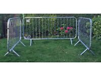 Crowd Barrier Fencing (USED) £2