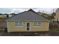 Bungalow in south wales for sale