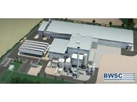 New opportunities at Snetterton Renewable Energy Plant - Fuel Handling & Production Technicians
