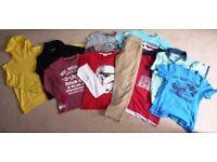 Bundle of Boys Clothes Age 9-10