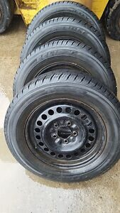 Toyo Eclipse 215/50R15 - 4 tires with wheels