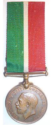 Mercantile Marine Medal 1914-18 Obverse