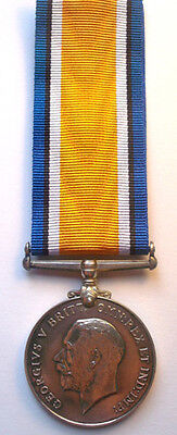 British War Medal 1914-1920 Obverse