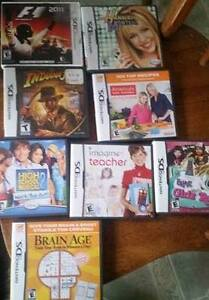 Nintendo DS Games Available