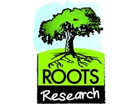 Project Co-ordinator - Roots Research
