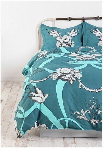 Bird Bedding Queen Ebay