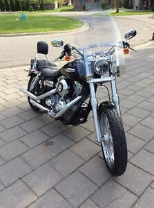 Super-Glide Deluxe Mint Condition FXDC Harley-Davidson