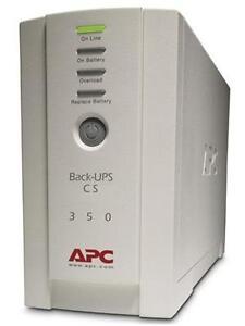 APC BACK-UPS CS 350VA BK350