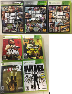 XBOX One / XBOX 360 - Backwards compatible games =RDR, GTA, etc.