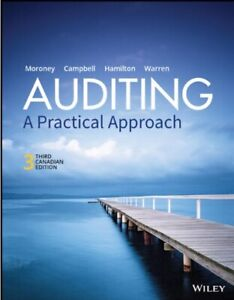 Auditing: A Practical Approach, 3rd Canadian Edition
