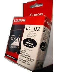 Black Ink Cartridge - CANON
