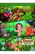 Disney Tarzan DVD