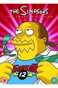 Simpsons 12 DVD