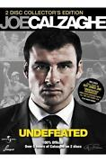 Joe Calzaghe DVD