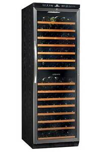 Cavavin Sophisticated 149 Bottle Dual Zone Wine Cooler.