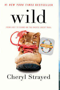 Wild bestseller by Cheryl Strayed hardcover book great condition