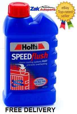 Holts Speedflush 250ml Radiator Flush Cleans Clogged Rads Clean Cooling System