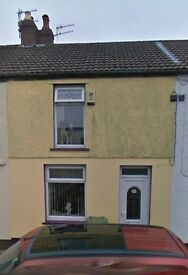 Two Bedroom Terraced House for rent in Tonyrefail