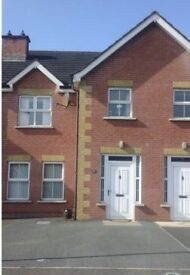Three-bed townhouse to rent in Moygashel, Dungannon